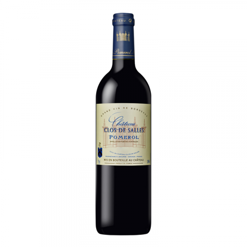 de Coninck Wine Merchant Château Clos de Salles - Pomerol 2016