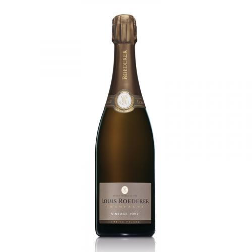 de Coninck Wine Merchant Champagne Louis Roederer Brut Vintage 1997