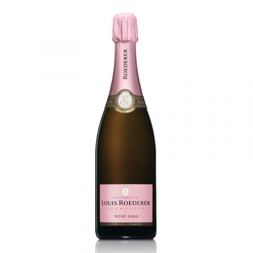 Champagne Louis Roederer Rosé Vintage 1999
