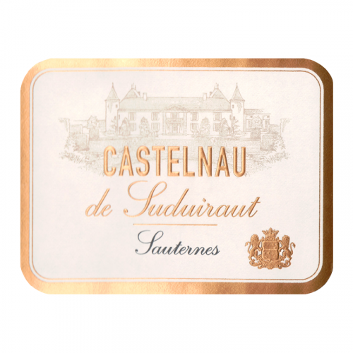 Castelnau de Suduiraut, Sauternes 2006, Demi