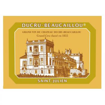 Château Ducru Beaucaillou, Grand Cru Classé Saint Julien , 2017