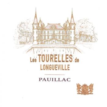 Les Tourelles de Longueville, 2ème vin du Ch. Pichon Longueville, Pauillac, 2017