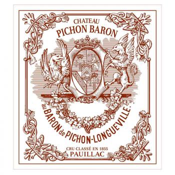 Château Pichon Baron Longueville