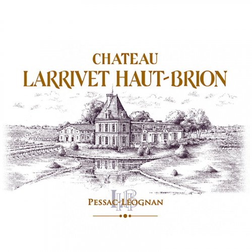 Château Larrivet Haut Brion