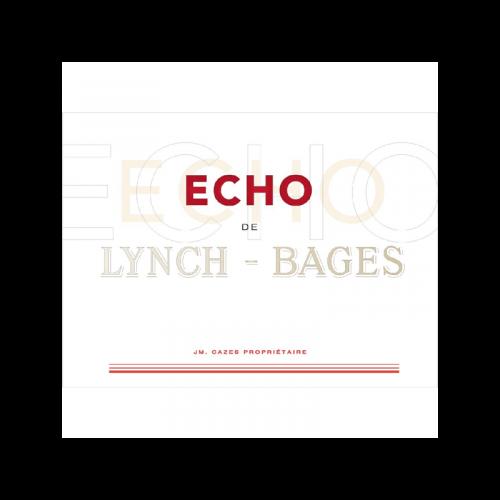de Coninck Wine Merchant Echo de Lynch-Bages Pauillac 2014 – Second Vin du Château Lynch-Bages 5e GCC
