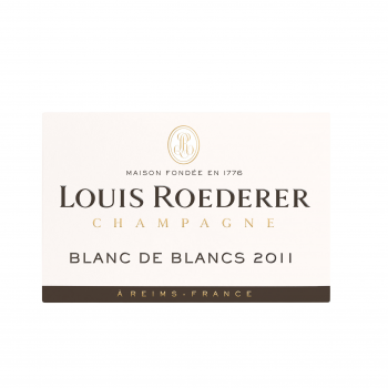 Champagne Louis Roederer Brut Blanc de blancs 2011