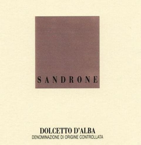 Domaine Sandrone - Dolcetto d'Alba - Rouge 2017