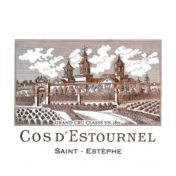 Château Cos d'Estournel - 2ème Grand Cru Classé Saint Estèphe - 2017