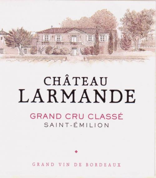 Château Larmande, Grand Cru Saint Emilion, 2019