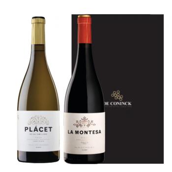 Coffret Palacios Remondo Montasa 2018 & Placet 2018