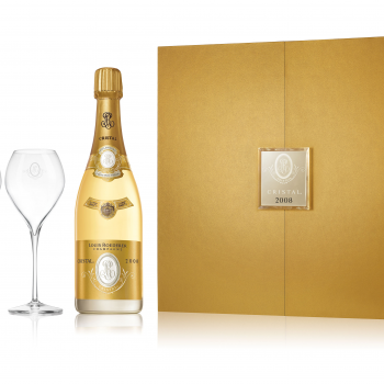 Champagne Louis Roederer Cristal 2008 bouteille