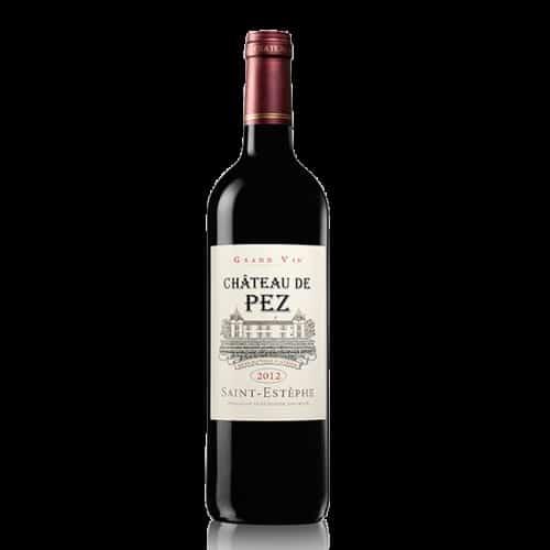 de Coninck Wine Merchant Château de Pez - Saint-Estèphe 2016
