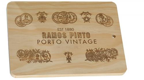 de Coninck Wine Merchant Ramos Pinto - Porto - Late Bottled Vintage 2015 + Plateau Fromages