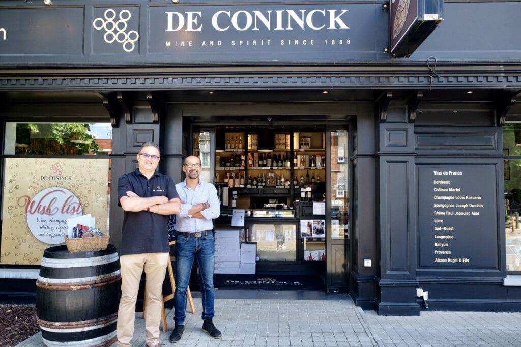 de Coninck Wine Merchant Stockel