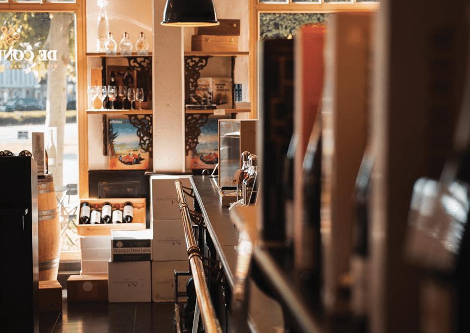 de Coninck Wine Merchant Winkels