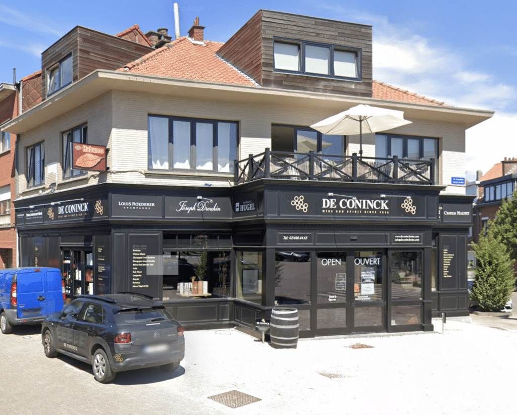 de Coninck Wine Merchant Wemmel