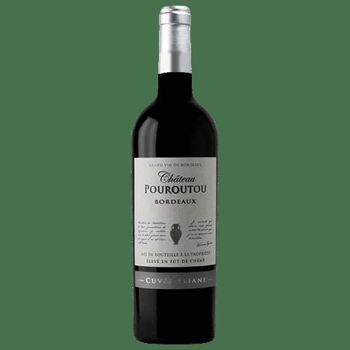 de Coninck Wine Merchant Château Pouroutou cuvée Eliane 2015