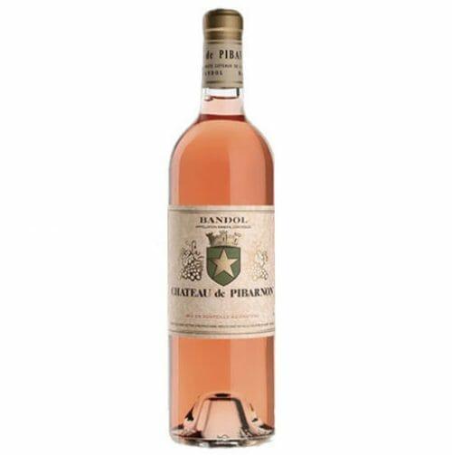 Bandol chateau-pibarnon rosé deconinck wine