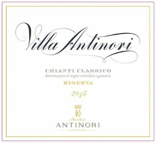 de Coninck Wine Merchant Villa Antinori Riserva , Chianti Classico Riserva 2015 3L