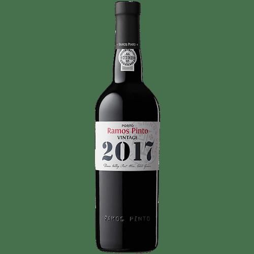 de Coninck Wine Merchant Ramos Pinto Porto Vintage 2017