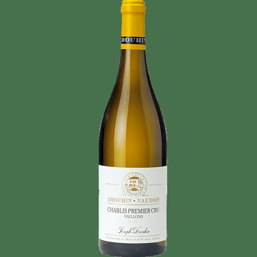 """de Coninck Wine Merchant Joseph Drouhin Chablis Premier Cru """"Vaillons"""" 2018 BIO"""