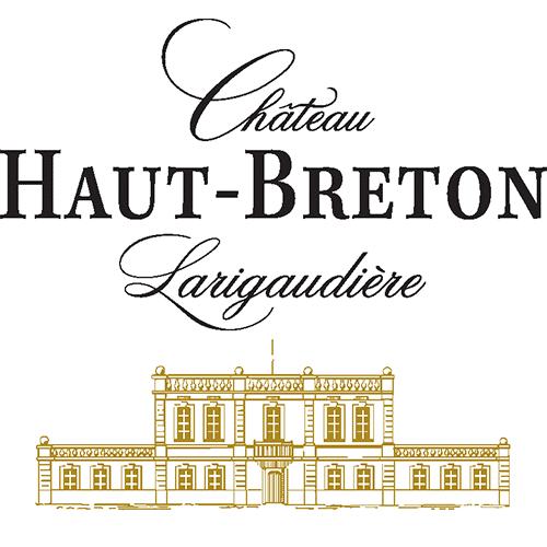 de Coninck Wine Merchant Château Haut Breton Larigaudiere, Margaux 2020 ( caisse de 6 bout.)