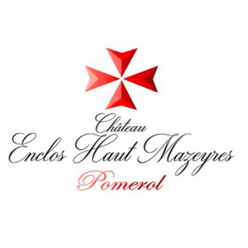 """de Coninck Wine Merchant Château Haut Mazeyres """"Enclos"""", Pomerol, 2020 (caisse de 6 bout.)"""