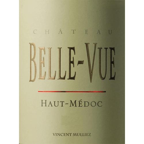 de Coninck Wine Merchant Château Belle-Vue - Médoc 2020 ( caisse de 12 bout.)