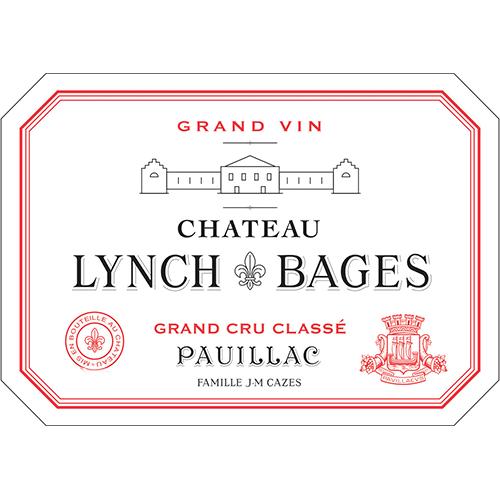 de Coninck Wine Merchant Château Lynch Bages Grand Cru Classé – Pauillac – 2020 ( caisse de 6 bout.)