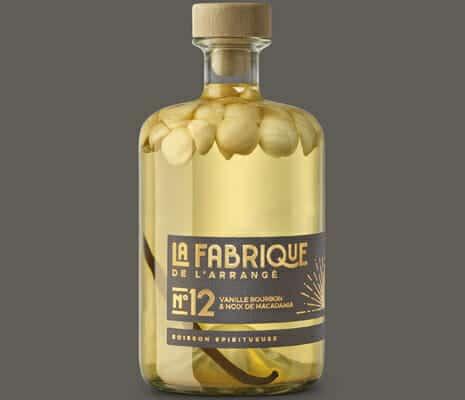 rhum la fabrique arrange macadamia vanille de coninck grey